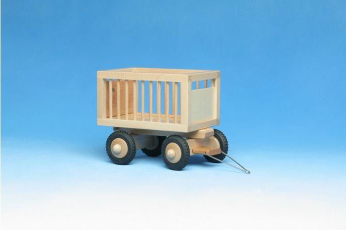 Anhänger Zoo aus Holz