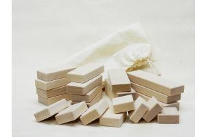 Holzbausteine - nachhaltig und stabil