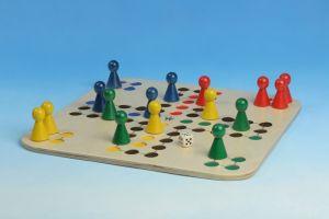 Rausschmeißer (54 x 54 cm) - Brettspiel aus Holz