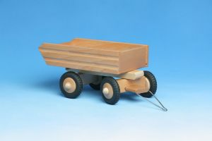 Anhänger Kipper aus Holz